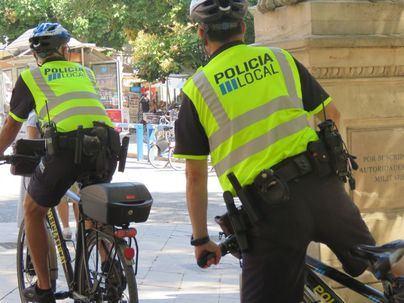 La policía de barrio vuelve a las calles de Palma