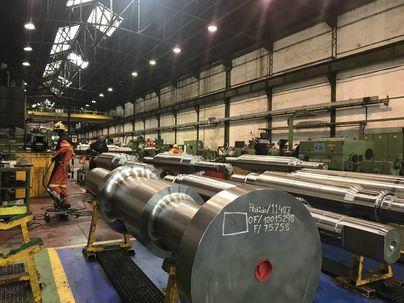 La producción industrial encadena diez meses de fuertes descensos en Baleares