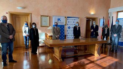 CaixaBank y la UIB colaboran en la creación de la Cátedra de Innovación Social 'La Caixa'
