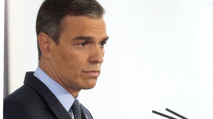 Sánchez está dispuesto a vacunarse públicamente de la Covid