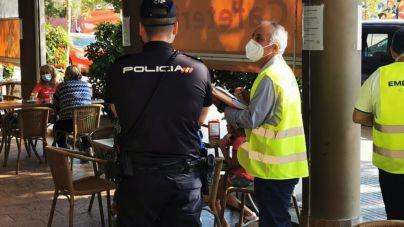 Aforos, distancias, mascarilla: el operativo antiCovid levanta 41 actas a locales en diez días