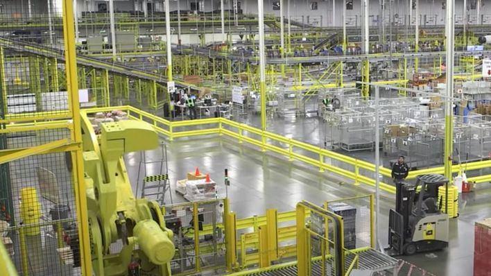 Amazon desembarca en Baleares con un gran centro logístico en Palma
