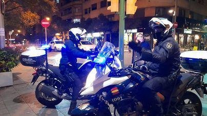 Sin incidentes en la primera noche de toque de queda a las diez en Mallorca