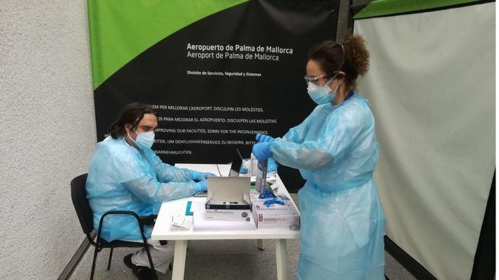 Obligaciones y excepciones de las PCR obligatorias para pasajeros de otras autonomías