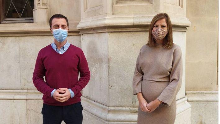 El PP recrimina a Cladera que recorte 2,5 millones de euros en Cultura