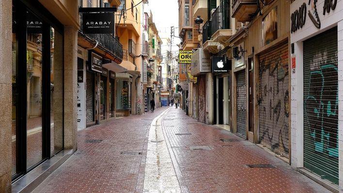 Los comerciantes invitan a los políticos a un paseo por el centro de Palma
