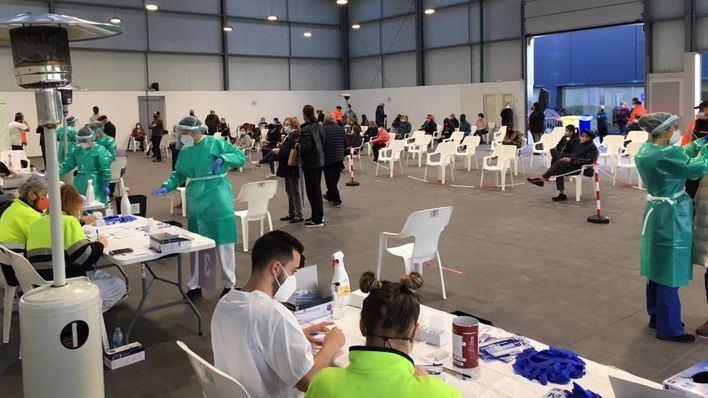 El cribado en Muro y Lloseta deja 18 positivos de un total de 2.463 tests realizados