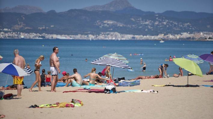 Tourespaña: El turismo de sol y playa en Mallorca repuntará más rápido que el resto