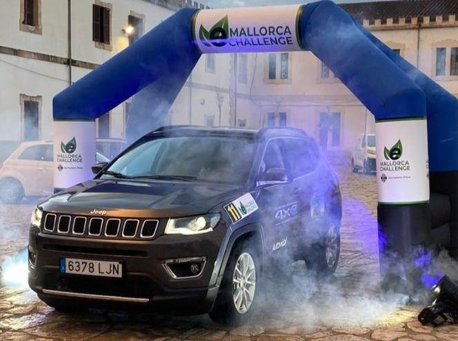 Éxito de Autovidal en la I Eco Challenge de Mallorca