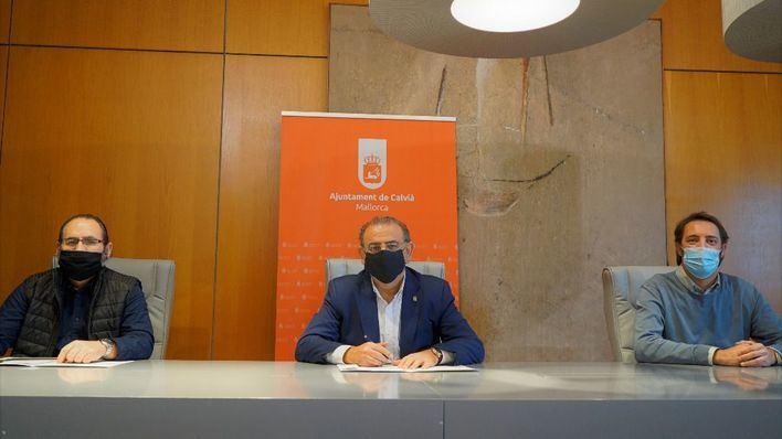 Radio Taxi Calvià obtiene una ayuda municipal para sufragar los gastos de la centralita