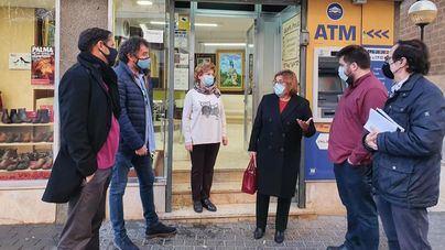 Mercedes Celeste (PP Palma): 'Mientras Hila esté encerrado, la gente y el comercio sufren'