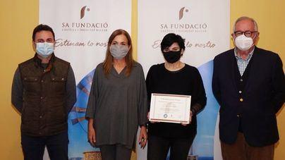 María Cifre Alzina gana el V Premio Gabriel Maura de relatos en mallorquín convocado por Sa Fundació