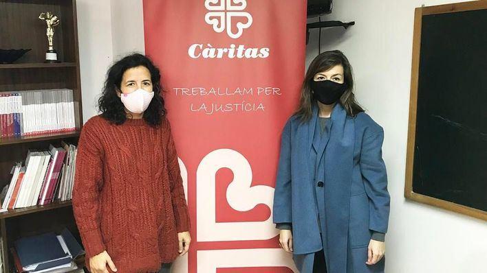 MSH Mallorca Sense Hotels habilita en su web la opción para hacer donativos a Cáritas