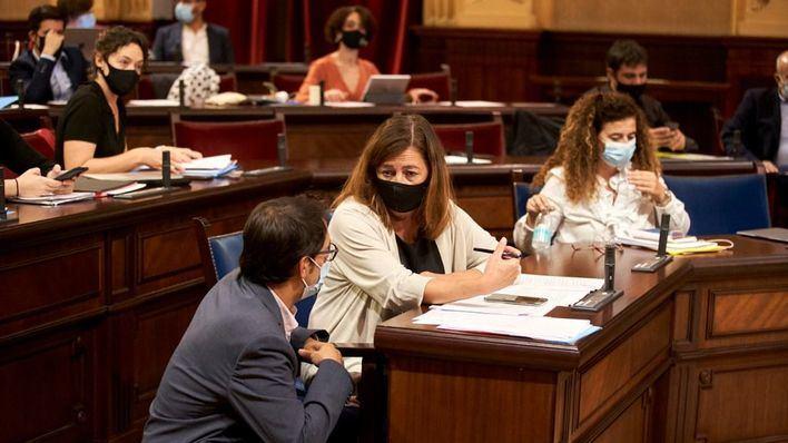 El Parlament inicia tres días de debate de los presupuestos para 2021
