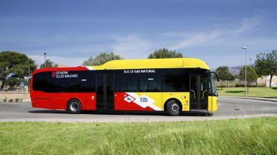 Los nuevos autobuses TIB estrenan sistema de pago el 1 de enero