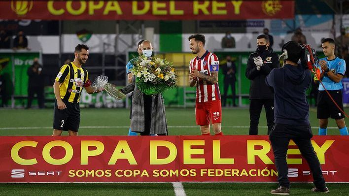 El Cardassar planta cara pero acaba sucumbiendo ante la calidad del Atlético de Madrid