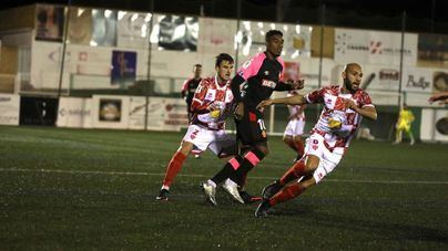 La racha goleadora de Abdón permite al Mallorca pasar de ronda en la Copa