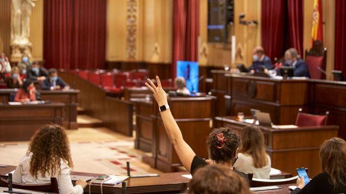 Presupuestos: El Parlament aprueba 19 enmiendas parciales de la oposición