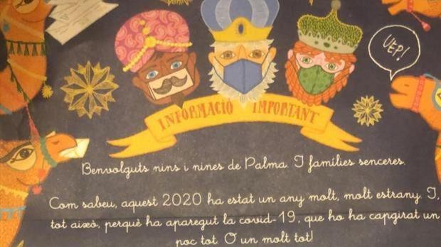 Jarabo defiende las cartas de los Reyes Magos sólo en catalán porque 'es la lengua propia'