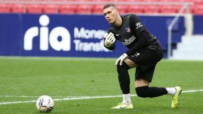 El portero del Atlético de Madrid que jugó contra el Cardassar, positivo en Covid
