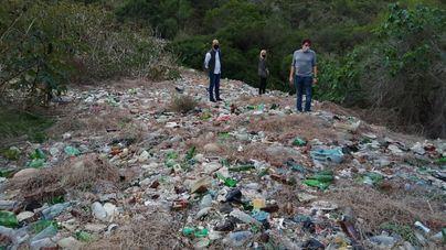 Felanitx pide permiso al Govern para limpiar el vertedero de Can Alou
