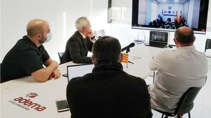 ADEMA y la Facultad de Odontología de Tashkent colaboran en la investigación y tecnología 3D dental