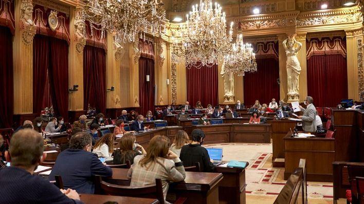El Parlament aprueba los Presupuestos de 2021 tras incorporar 121 enmiendas