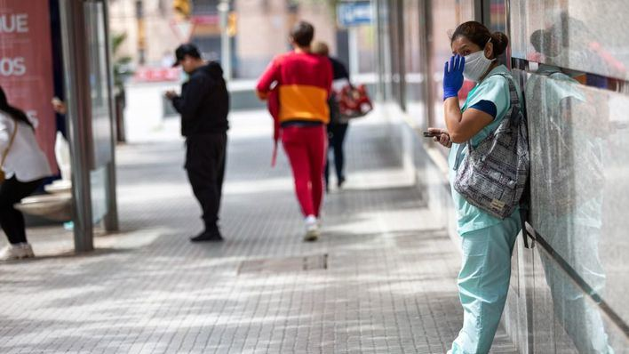 Covid: la incidencia del virus en Mallorca se dispara un 40 por ciento en una semana