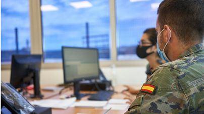 El ejército incorpora más rastreadores ante el incremento de casos de Covid 19 en Baleares