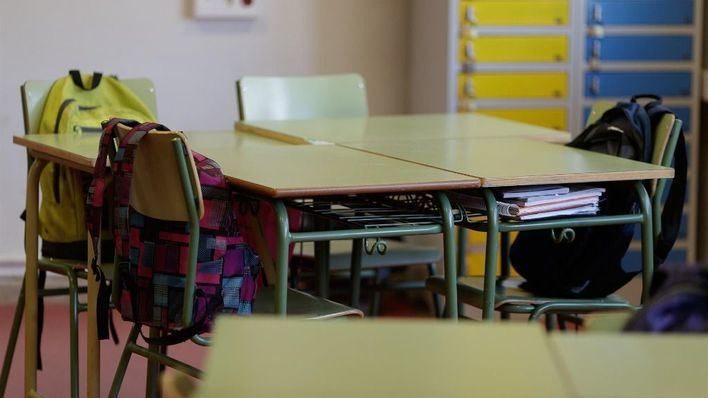 Educación mantiene las fechas previstas de vuelta a las aulas tras Navidad