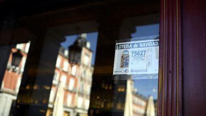 Los premios de hasta 40.000 euros del Sorteo de Navidad estarán exentos de impuestos