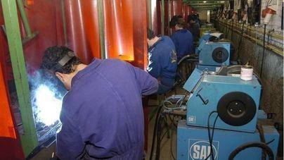 La facturación de la industria se desploma un 21 por ciento en Baleares