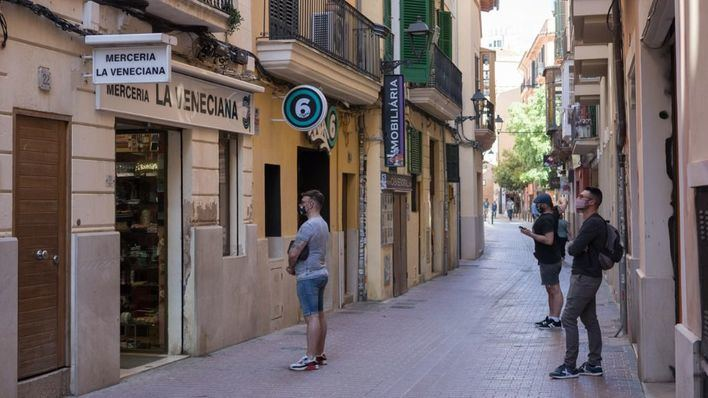 Los ayuntamientos mallorquines se vuelcan con el pequeño comercio local