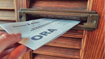 Habilitan dos correos electrónicos para tramitar las renovaciones de ORA en Palma sin desplazamientos