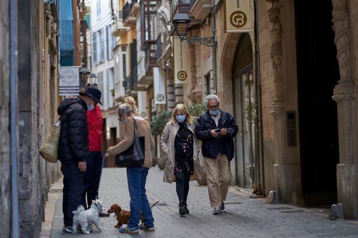 Mallorca continuará en el nivel 4 la próxima semana