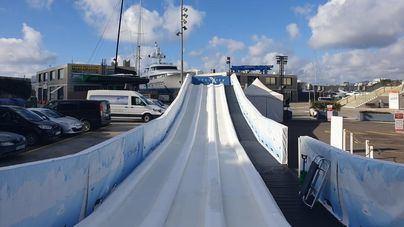Port Adriano instala un parque temático de hielo gratuito