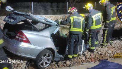 Fallece un hombre de 81 años en un accidente de tráfico en Santa Maria