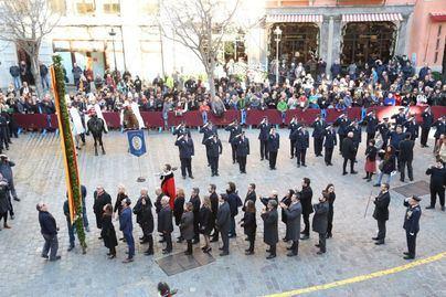 Cort suspende la Festa de l'Estendard y la ofrenda al Rei en Jaume