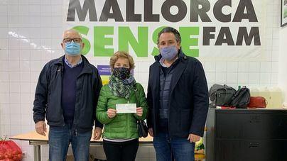 Almacenes Femenías realiza sus donaciones anuales para ayudar a los más desfavorecidos por la pandemia