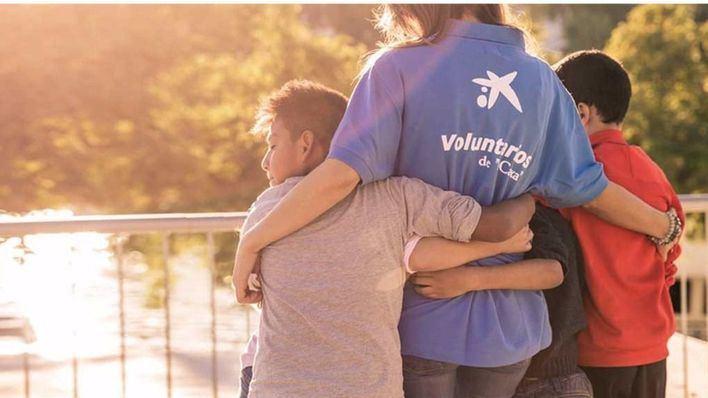 Unos 150 voluntarios de CaixaBank han participado en acciones solidarias en Baleares