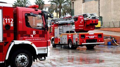 Marratxí acogerá la futura jefatura y servicios administrativos de Bombers de Mallorca