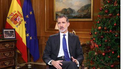 Felipe VI: 'Ni el virus ni la crisis económica nos van a doblegar'