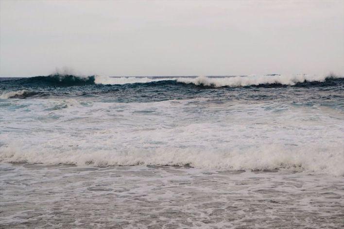 Las fuertes rachas de viento obligan a cerrar el puerto de Ciutadella