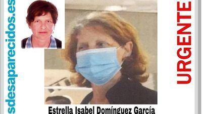 Siguen las labores de búsqueda de Estrella Isabel Domínguez