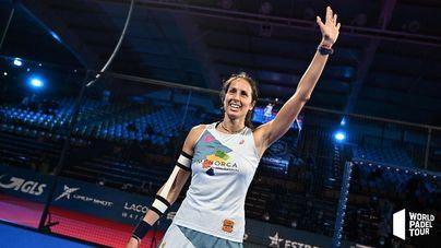 Gemma Triay elige a Alejandra Salazar para competir en el World Padel Tour