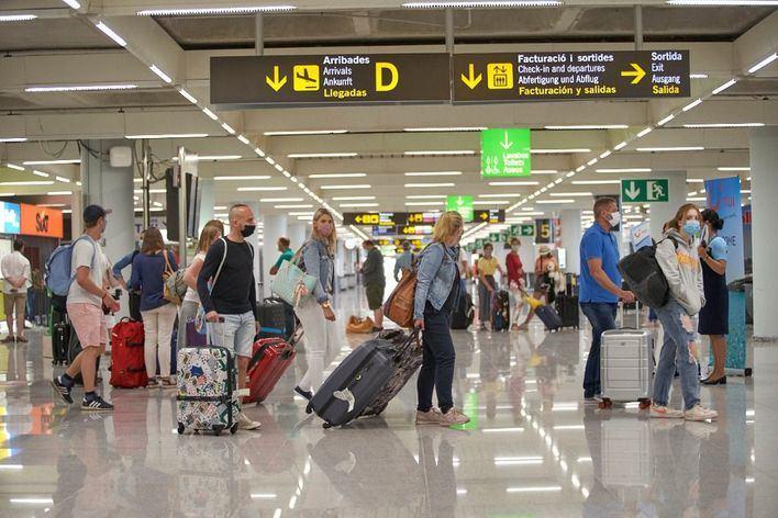 Los británicos no tendrán que presentar visado para estancias menores de 90 días