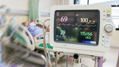 Los datos del lunes: Dos muertos, 311 contagios y 16 nuevos ingresos en UCI