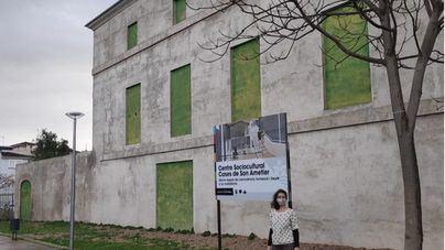 Cort inicia la rehabilitación del Casal de Barri de Son Ametller en El Vivero