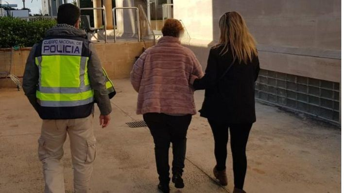 Detenida en Palma una empleada de hogar por robar joyas en la casa donde trabajaba