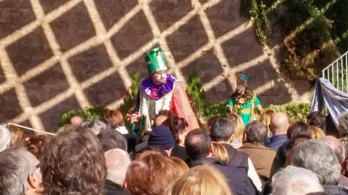 La 'Adoració dels tres Reis d'Orient' queda restringida a 180 espectadores